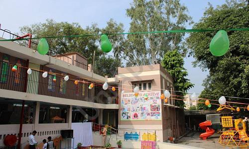 Convent of Rani Jhansi