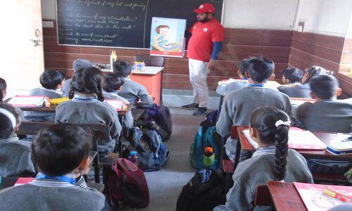 Rajiv Gandhi Memorial Public School