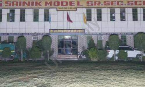 D.S. Sainik Model Senior Secondary School