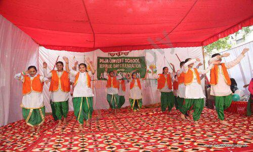 Puja Convent School