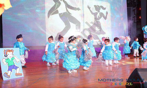 Mothers' Mount Pre-School
