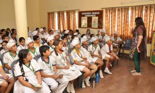 Guru Tegh Bahadur 3rd Centenary Public School