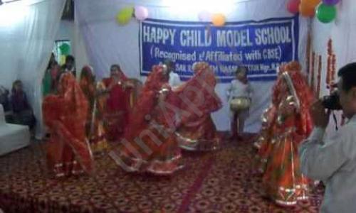 Happy Child Model School