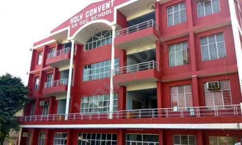 Holy Convent Senior Secondary School