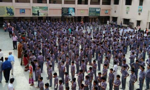 MCL Saraswati Bal Mandir Senior Secondary School