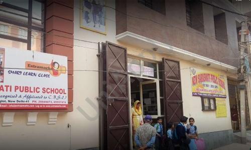 New Saraswati Public School