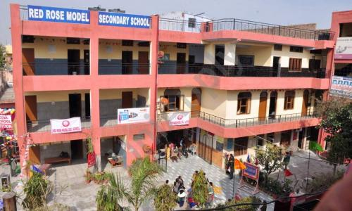 Red Rose Model School