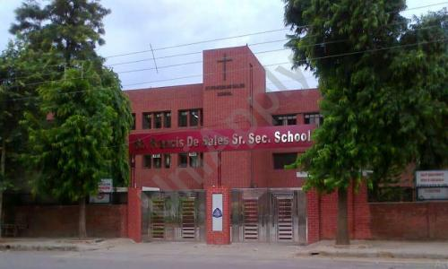St. Francis De Sales Senior Secondary School