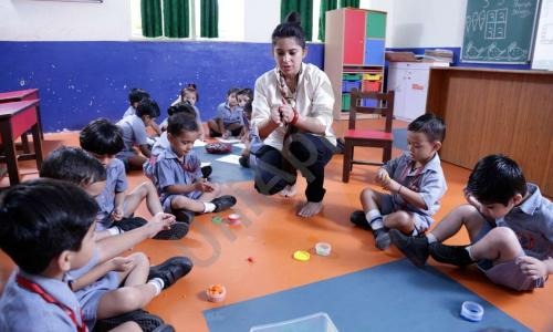 Aravali International School