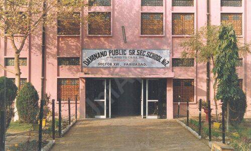 K.L. Mehta Dayanand Public Senior Secondary School