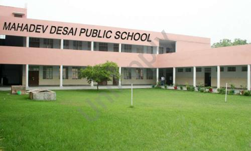 Mahadev Desai Public School