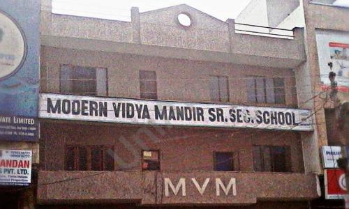 Modern Vidya Mandir Senior Secondary School