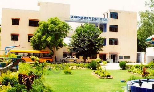 Saint Brij Mohan Lal Senior Secondary School