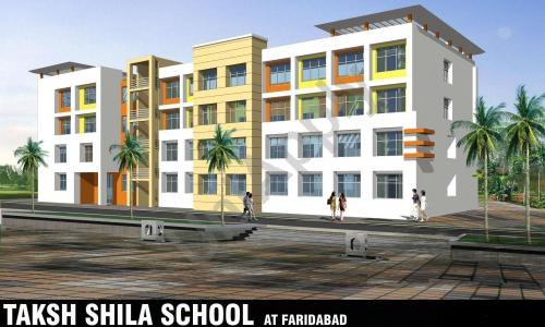 Taksh-Shila Model Senior Secondary School