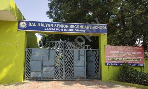 Bal Kalyan Senior Secondary School