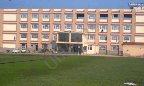 Cambridge International Senior Secondary School