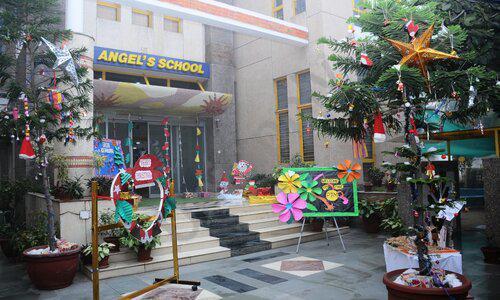 St. Angel's School (Junior Wing)