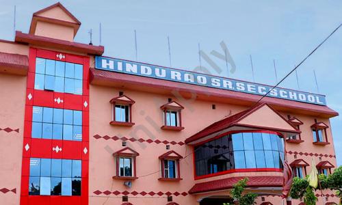 Hindu Rao Senior Secondary School