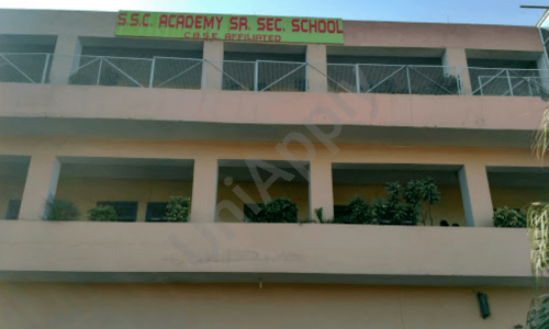 SSC Academy Senior Secondary School