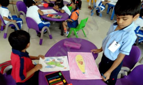 Vedas International School