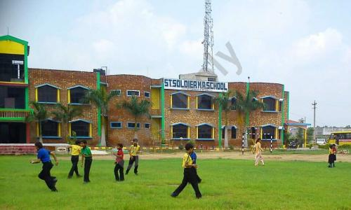 St. Soldier M.R. Public School