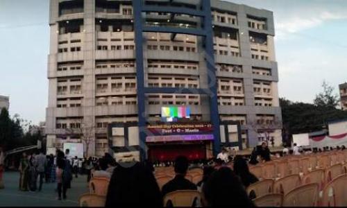 Bunts Sangha's S.M. Shetty International School And Junior College
