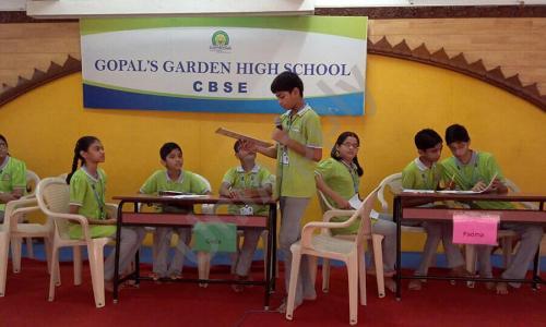 Gopal's Garden High School