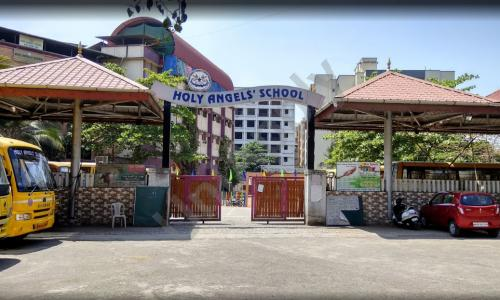 Holy Angels' School and Junior College