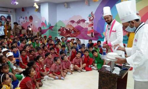 Shri Harshad C. Valia International School