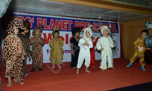 Kids' Planet Pre School