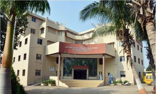 SNJB's Late Shri Dhanrajji Mishrilalji Bhansali English Medium School