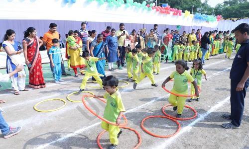 Vidya International School