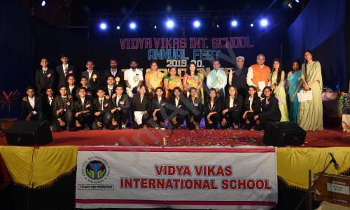 Vidya Vikas International School