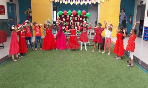Dhole Patil School for Excellence