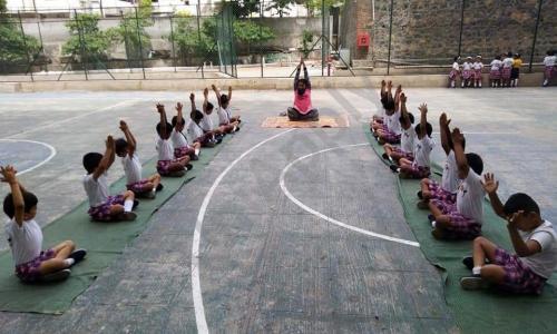 Dr. D.Y. Patil Public School