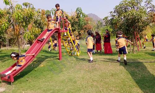 Jain English School And Junior College
