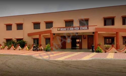 Mount St. Ann High School