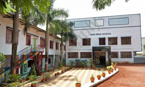 New India School Rambaug Colony