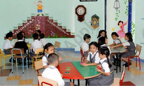 Vidya Pratishthan's Magarpatta City Public School