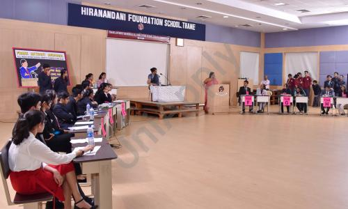 Hiranandani Foundation School