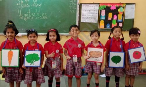 Lok Puram Public School