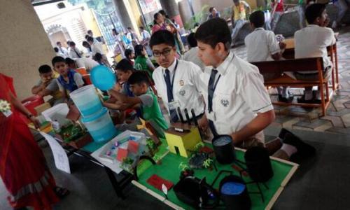Saraswati Vidyalaya High School and Junior College of Science