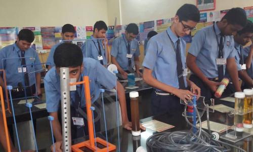 Seth Hirachand Mutha School