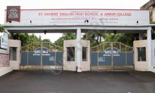 St Xaviers' English High School And Junior College