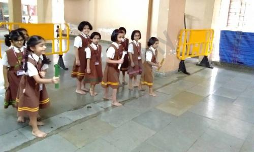 VPM's Sou. A.K. Joshi English Medium School