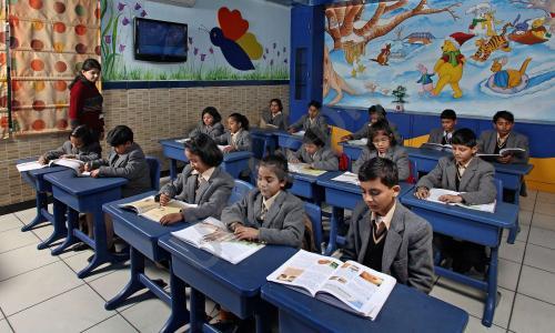 Alliance World School