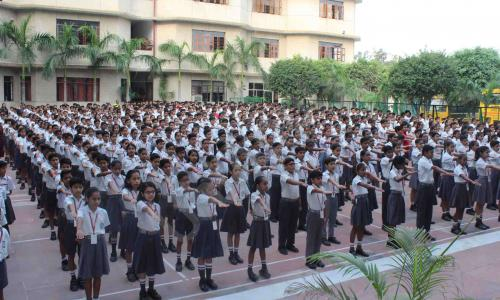 Ascent International School
