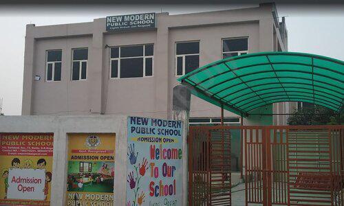 New Modern Public School