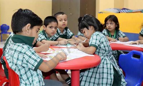 Delhi World Public School