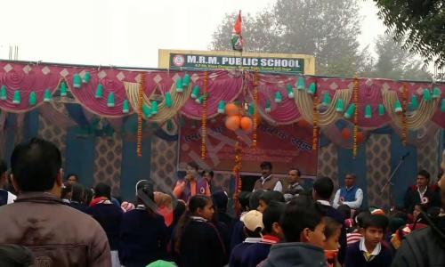 M.R.M. Public School
